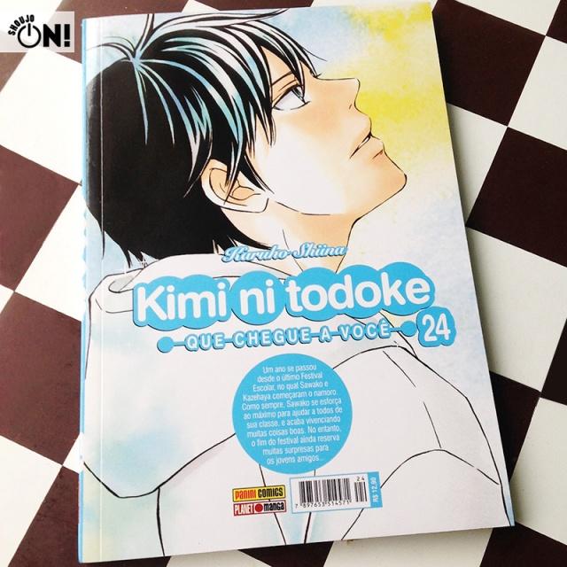 Kimi Ni Todoke Volume 25 Panini (1)