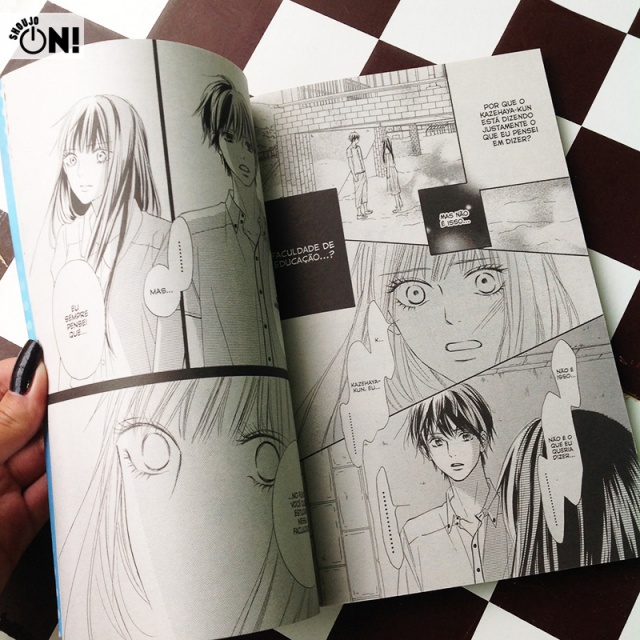 Kimi Ni Todoke Volume 25 Panini (14)