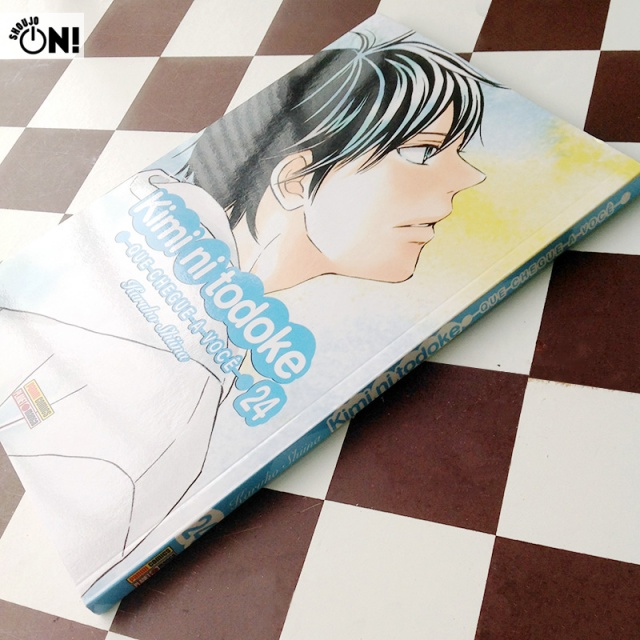Kimi Ni Todoke Volume 25 Panini (2)