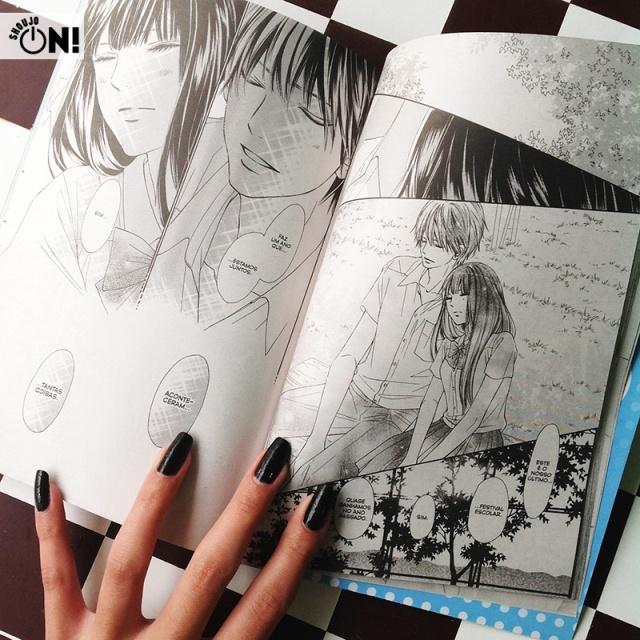 Kimi Ni Todoke Volume 24 Panini (4)