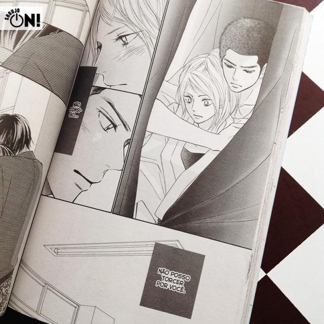Kimi Ni Todoke Volume 25 Panini (9)