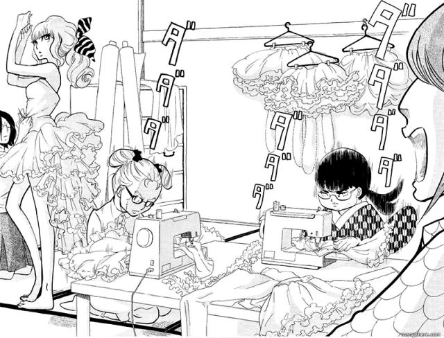 Kuragehime Resenha Review Shoujo ON Josei (1)