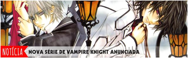 vampire knight manga