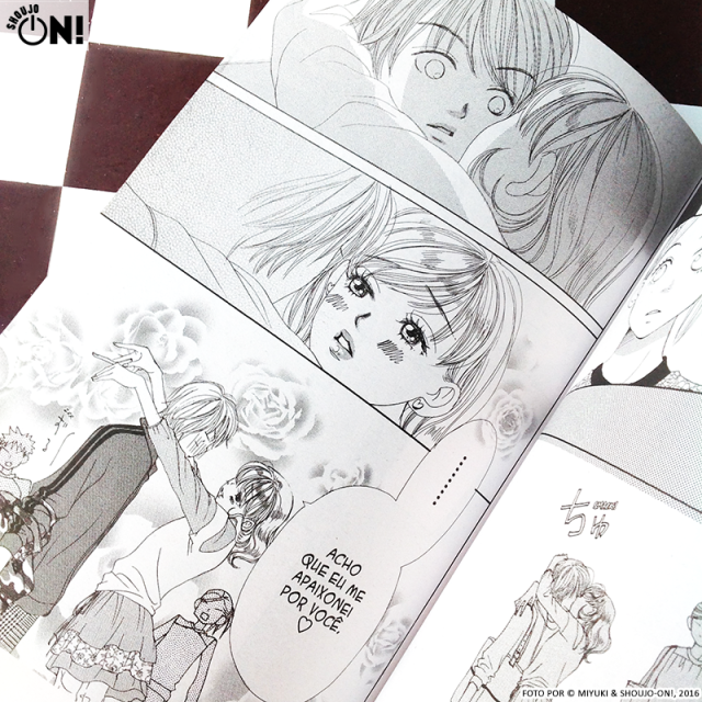 Lovely Complex 3 Resenha Shoujo ON Panini (1)