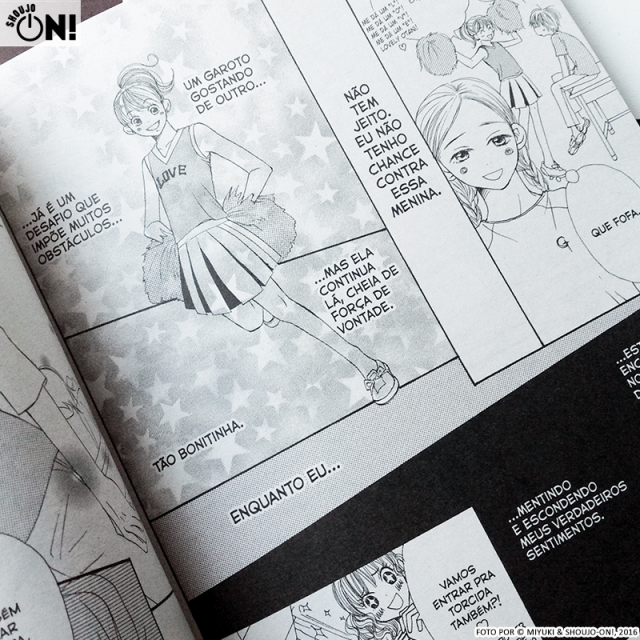 Lovely Complex 3 Resenha Shoujo ON Panini (3)