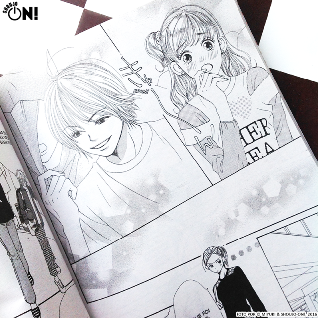 Lovely Complex 3 Resenha Shoujo ON Panini (5)