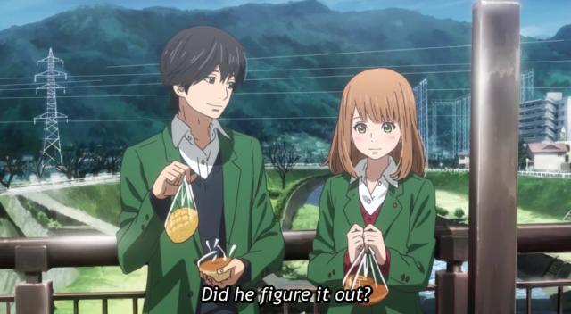 Orange - Anime - Primeiras Impressões - Episódio 1 (10)