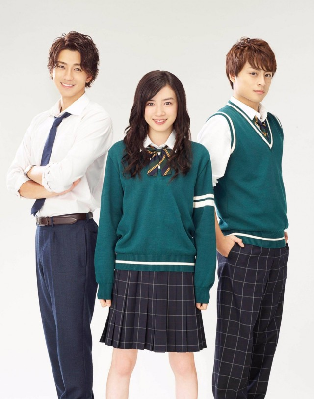 hirunaka-no-ryuusei-live-action